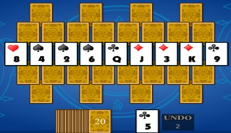 Tag Free Solitaire Only Solitaire